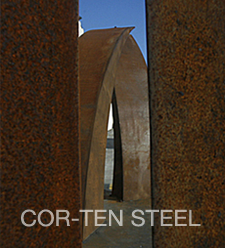 COR-TEN STEEL