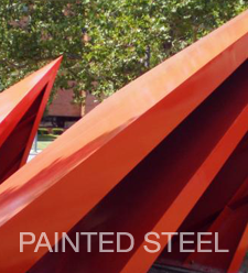 PAINTED STEEL